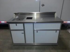 Wet Bench Cabinet